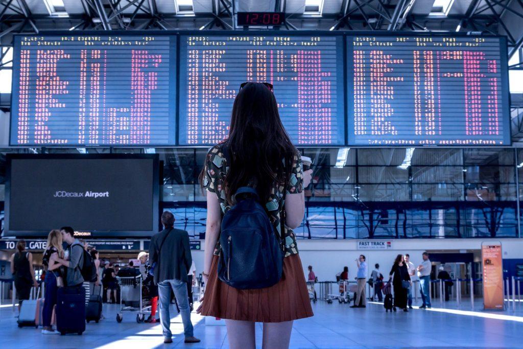 User Intent Flughafen